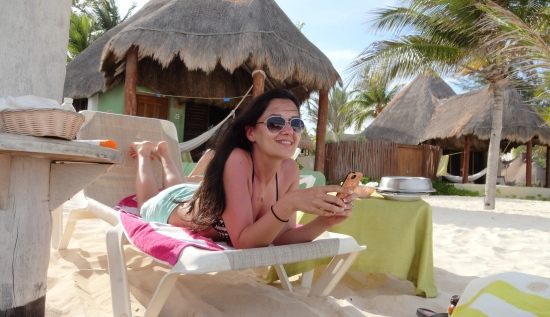 Playa del Carmen May 2013